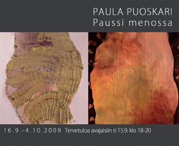 Paula Puoskari