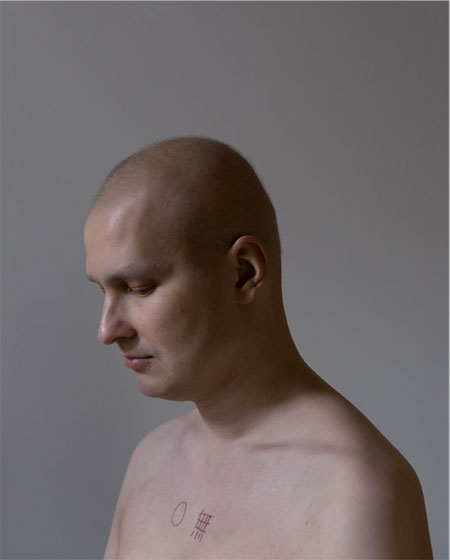 Leena Ylä-Lyly: Enso, 2013, 52,5 x 44,5 cm, kehystetty pigmenttivedos dibondilla