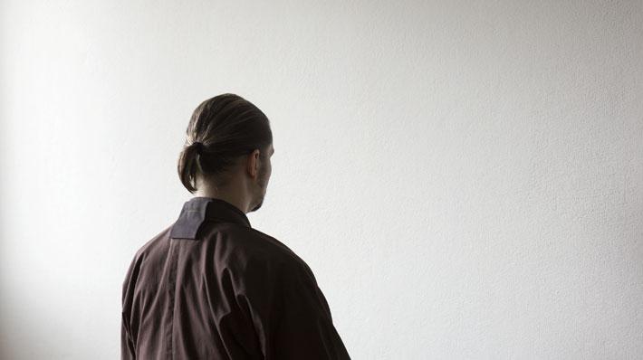 Leena Ylä-Lyly: Peili, 2016, 53 x 93cm, kehystetty pigmenttivedos dibondilla