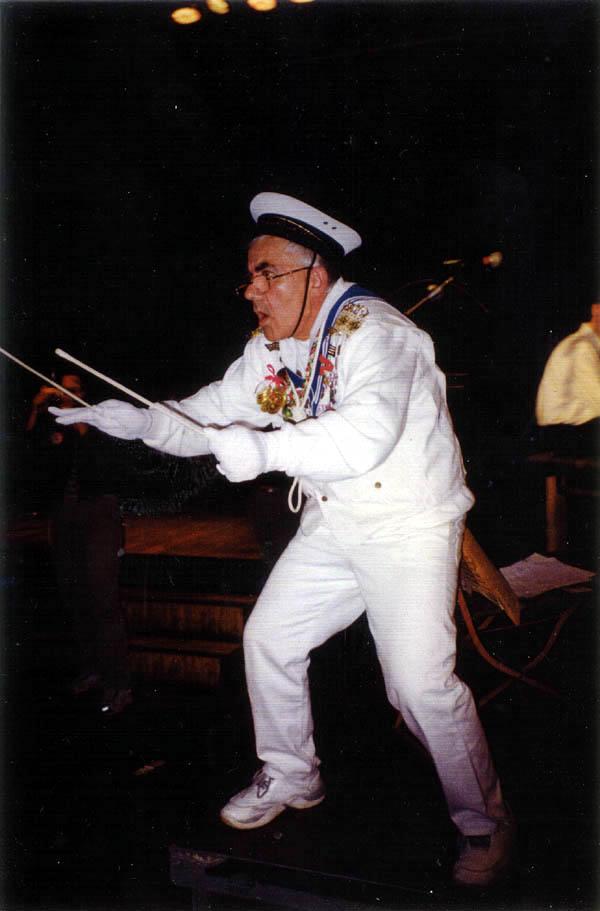 Giovanni Strada, Minden, Saksa, Performanssi Eurofestivaaleilla 14.9.2002