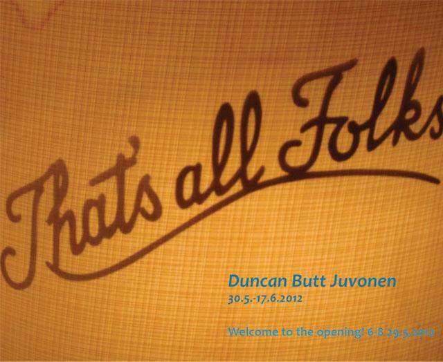 Duncan Butt Juvonen