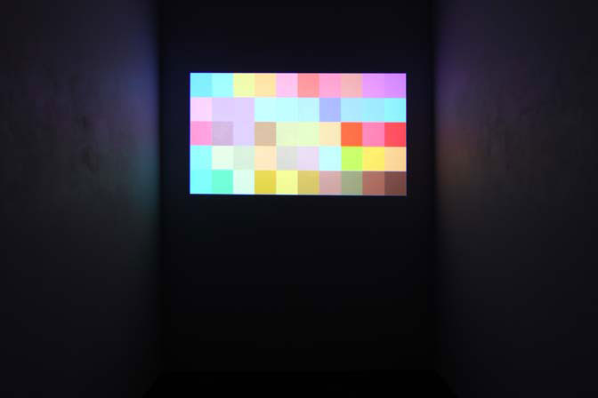 Kazuko Kizawa: SPECTRUM-Colour-Light