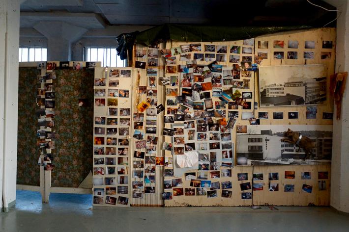 Wunderkammer / Elina Rantasuo & Lauri Ainala: Huone (Curator & image: Ville Laaksonen)