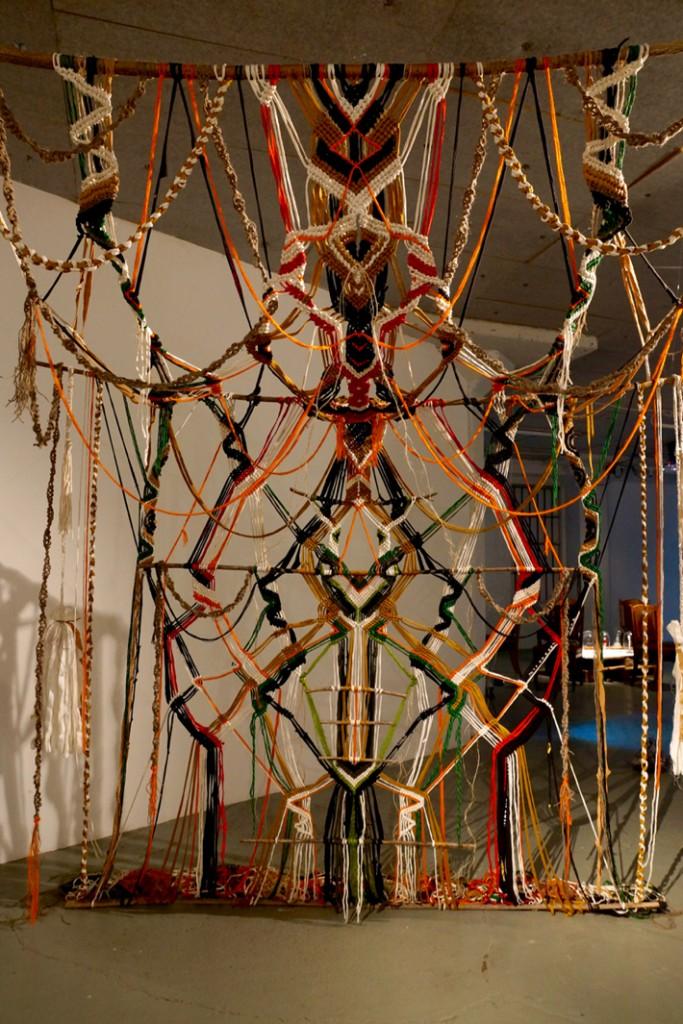 Wunderkammer / Petra Martinez: Rag Town Series (Curator & image: Ville Laaksonen)