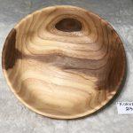 Nr. 4504 - træskål Korkelm - kr. 290,-