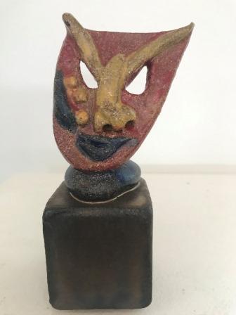 Keramik skulpturer i ler