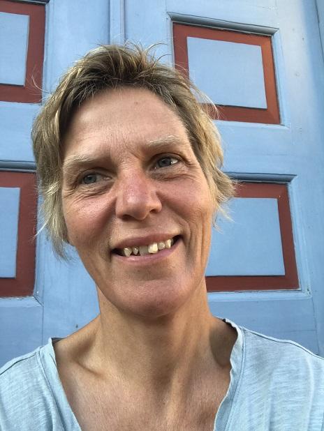 Lea Grau underviser i keramik og har kurser