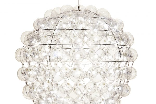 SUPERSTAR chandelier_01A_warm-white LED