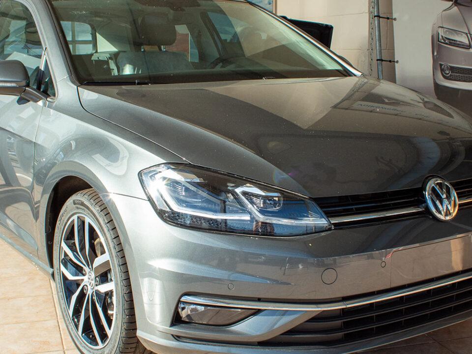 Volkswagen Golf 2019 Nieuw Garage Heirman Kurt Hamme