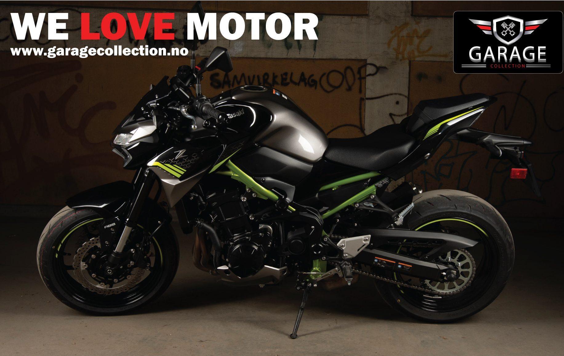 Testkjøring – Kawasaki Z900 – En meget undeholdene maskin