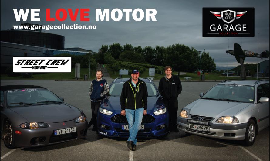Velkommen til bilklubben Street Crew Norway