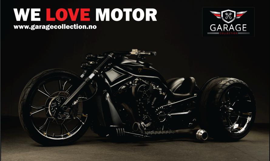 Trike, med rett til å kjøre motorsykkel