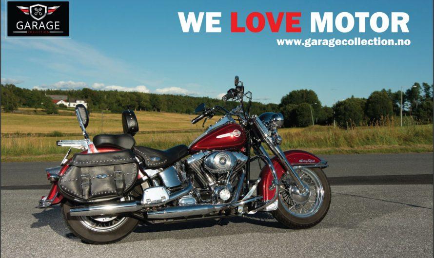 Harley Davidson Heritage