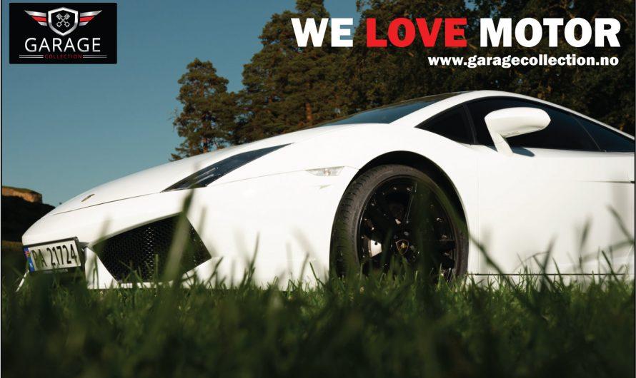 Hvem har ikke drømt om en Lamborghini?