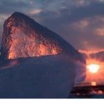 Soluppgång Gropahålet Yngsjö