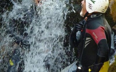 Canyoning Rio Pinguini