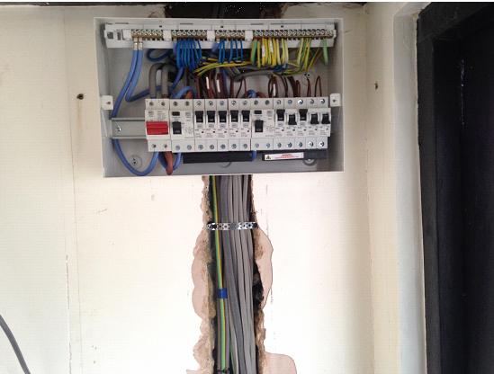 RCD Fuse Box Garforth Electrical Ltd 0113 3863811