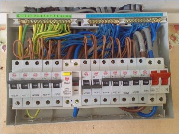 RCD Fusebox Electrician Garforth 0113 2863811