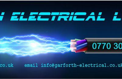 Electrician Garforth
