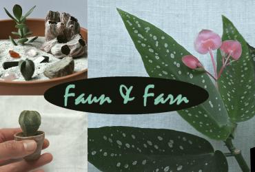 Garteneuphorie stellt vor: Faun&Farn – Balkongärtnerin mit Liebe zum Detail