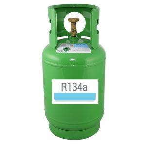 Gas refrigerante R 134a