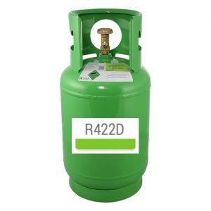 Gas refrigerante R 422D