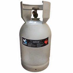 Gasolflaska PA6 (fylld)
