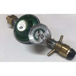 Reduceringsventil 30 mbar med manometer