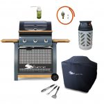 Grillpaket OAK 300