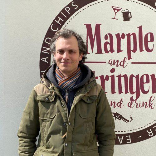 Merlin Szabó | Marple and Stringer, Freiraum