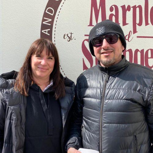 Madeleine & Giorgio Vasciarelli | Il Golossone