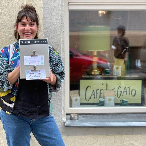 Teieln Hilft Cafe Legato