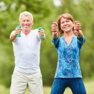Träningsapp för seniorer