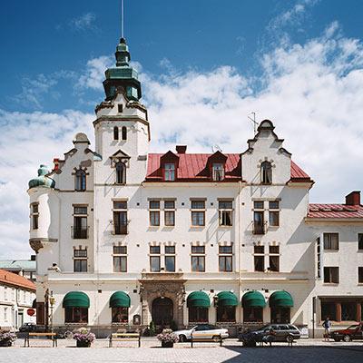 Calmar Stadshotell använder Gå Svårt till friskvård