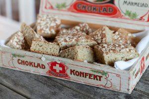 Havrebröd i långpanna - Proaktify