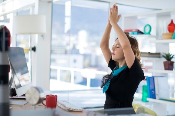 Paus på jobbet - Proaktify