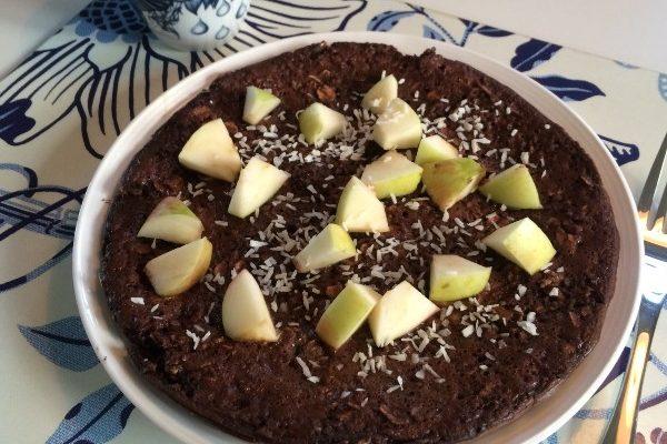 Emil's Chokladbananpannkaka