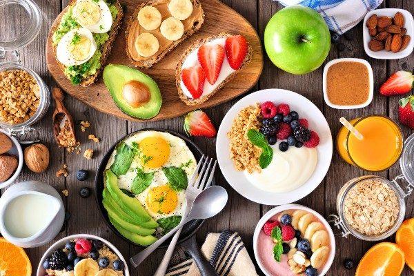 Frukostrecept i Proaktify