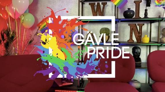 Livesändning Pridestudion invigning