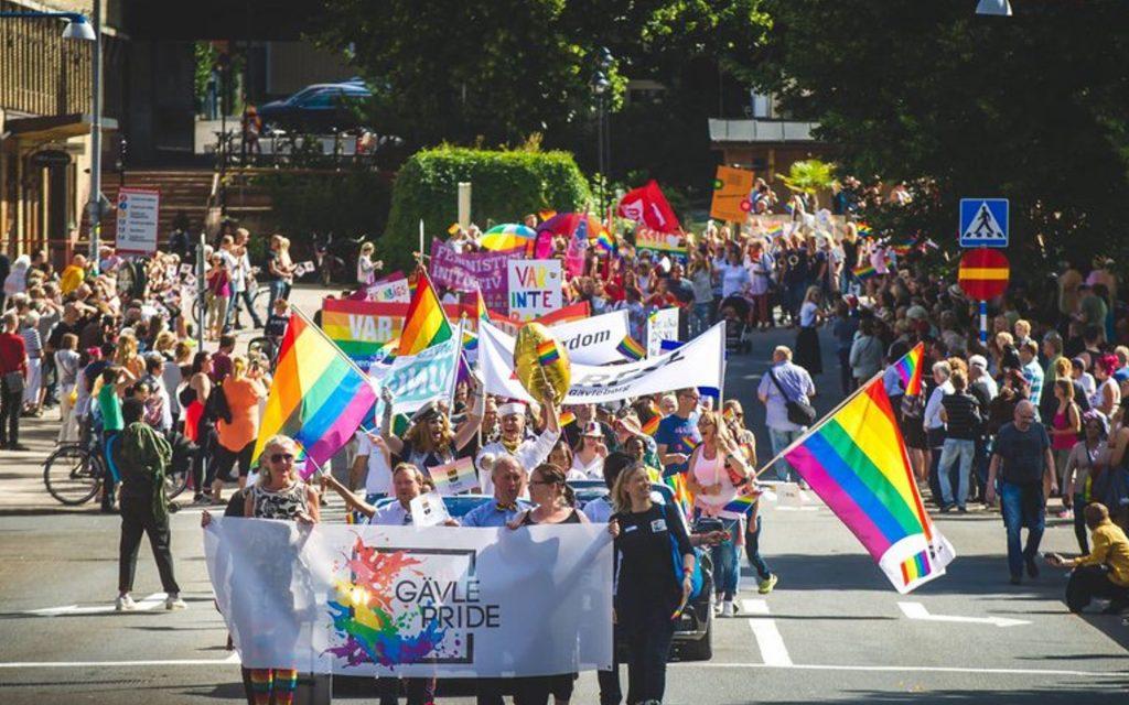 Prideparaden 2019
