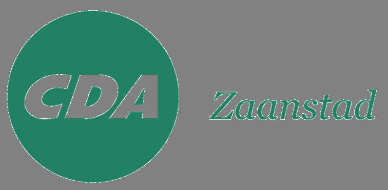 Logo CDA Zaanstad