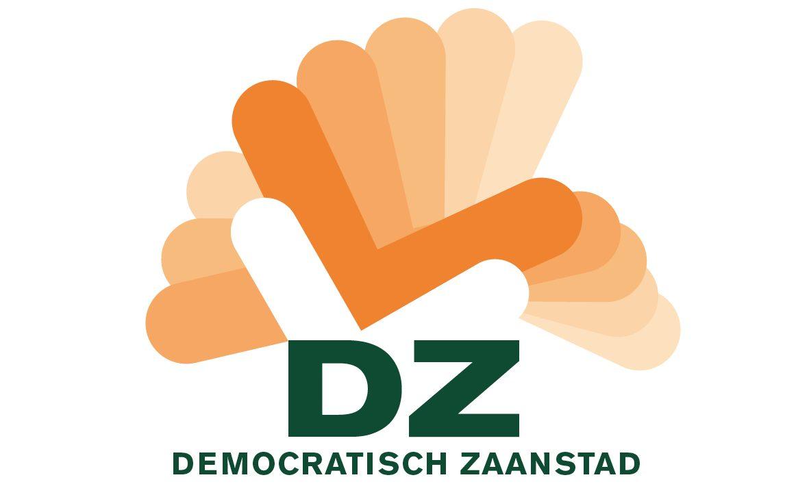 Logo Democratisch Zaanstad