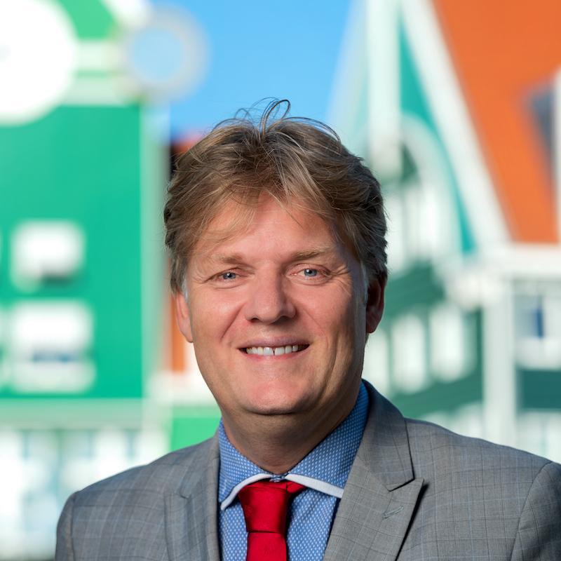 Burgermeester Jan Hamming