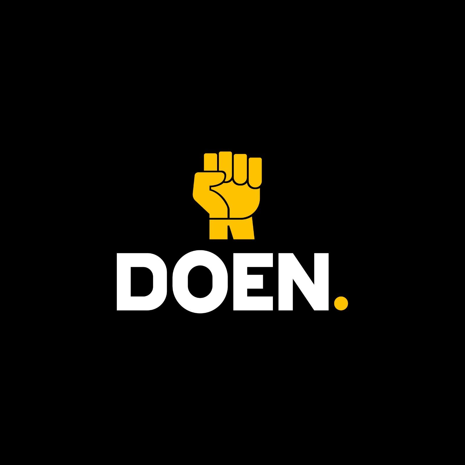 Logo DOEN