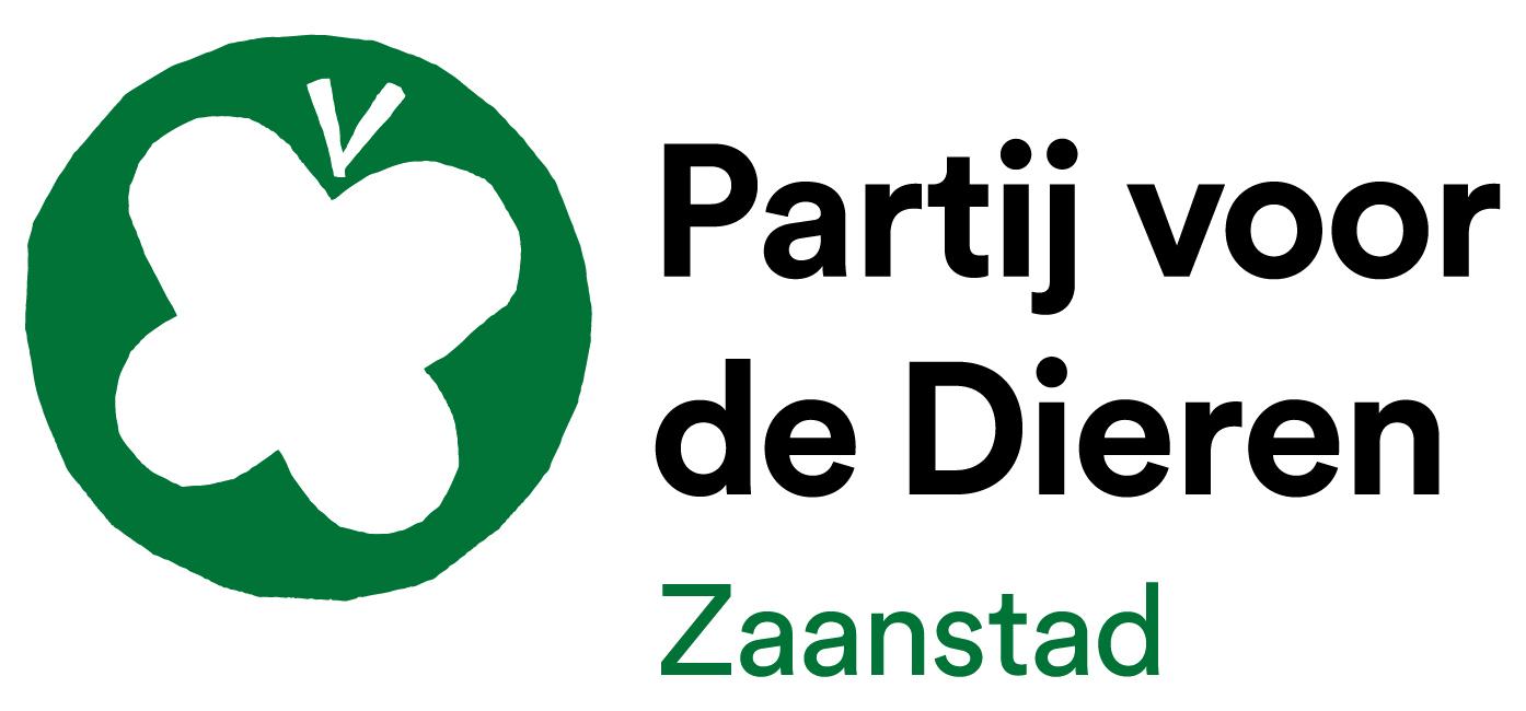 Logo Partij voor de Dieren Zaanstad