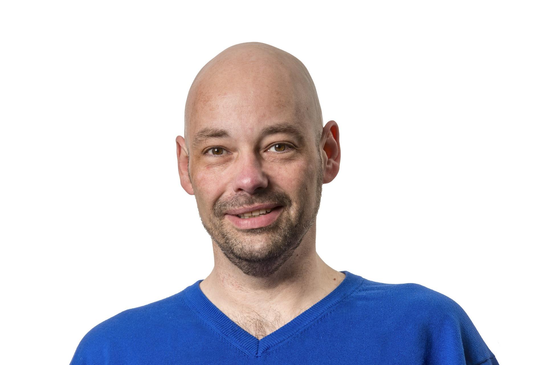 Patrick Zoomermeijer van SP