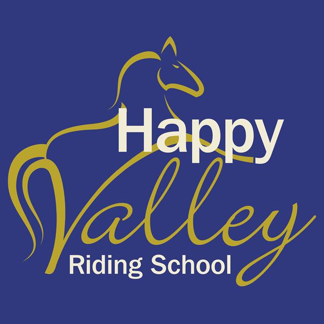 Happy Valley Riding School Logo