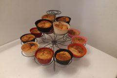 muffins youghurt rester