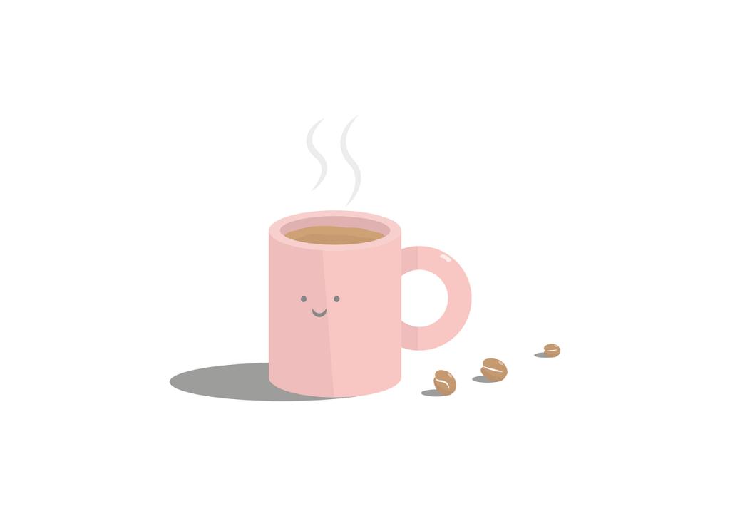 bæredygtig kaffe med genanvendelige kaffekapsler