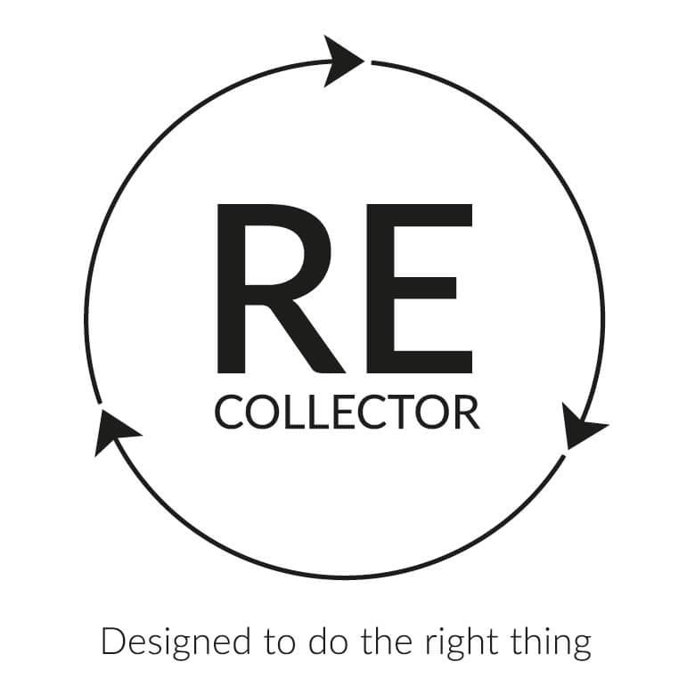 recollector affaldssortering logo